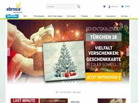 10 Euro Ebrosia Gutschein Für Juni 2019 5vor12de