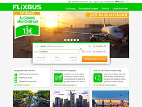 Flixbus Screen